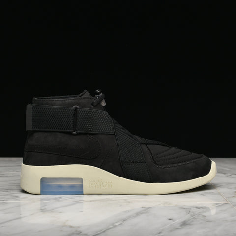 AIR FEAR OF GOD RAID - BLACK / FOSSIL