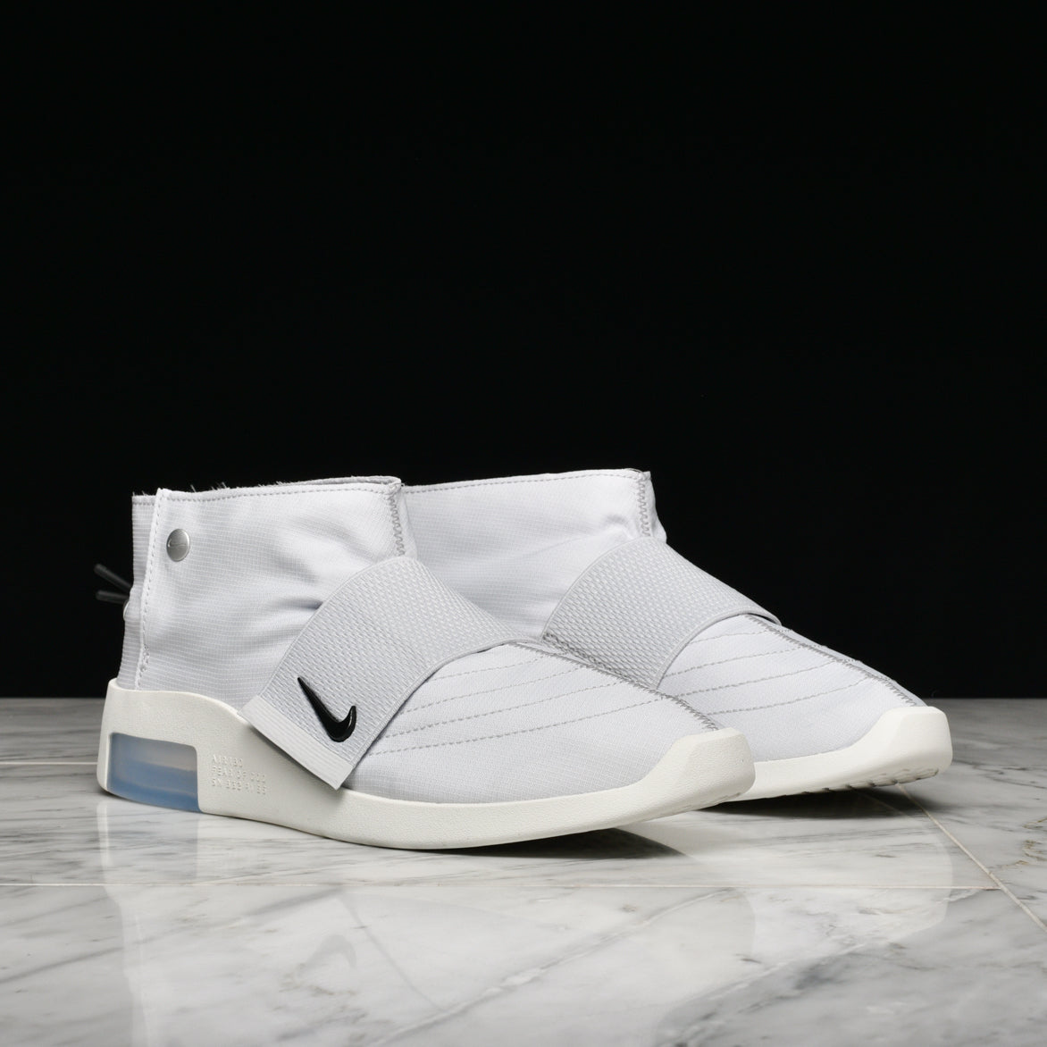 AIR FEAR OF GOD MOC - PURE PLATINUM