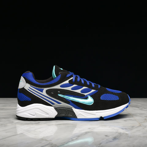 AIR GHOST RACER - BLACK / HYPER JADE / RACER BLUE