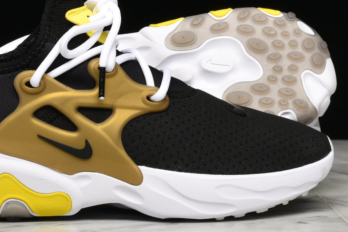 "REACT PRESTO ""BRUTAL HONEY"""