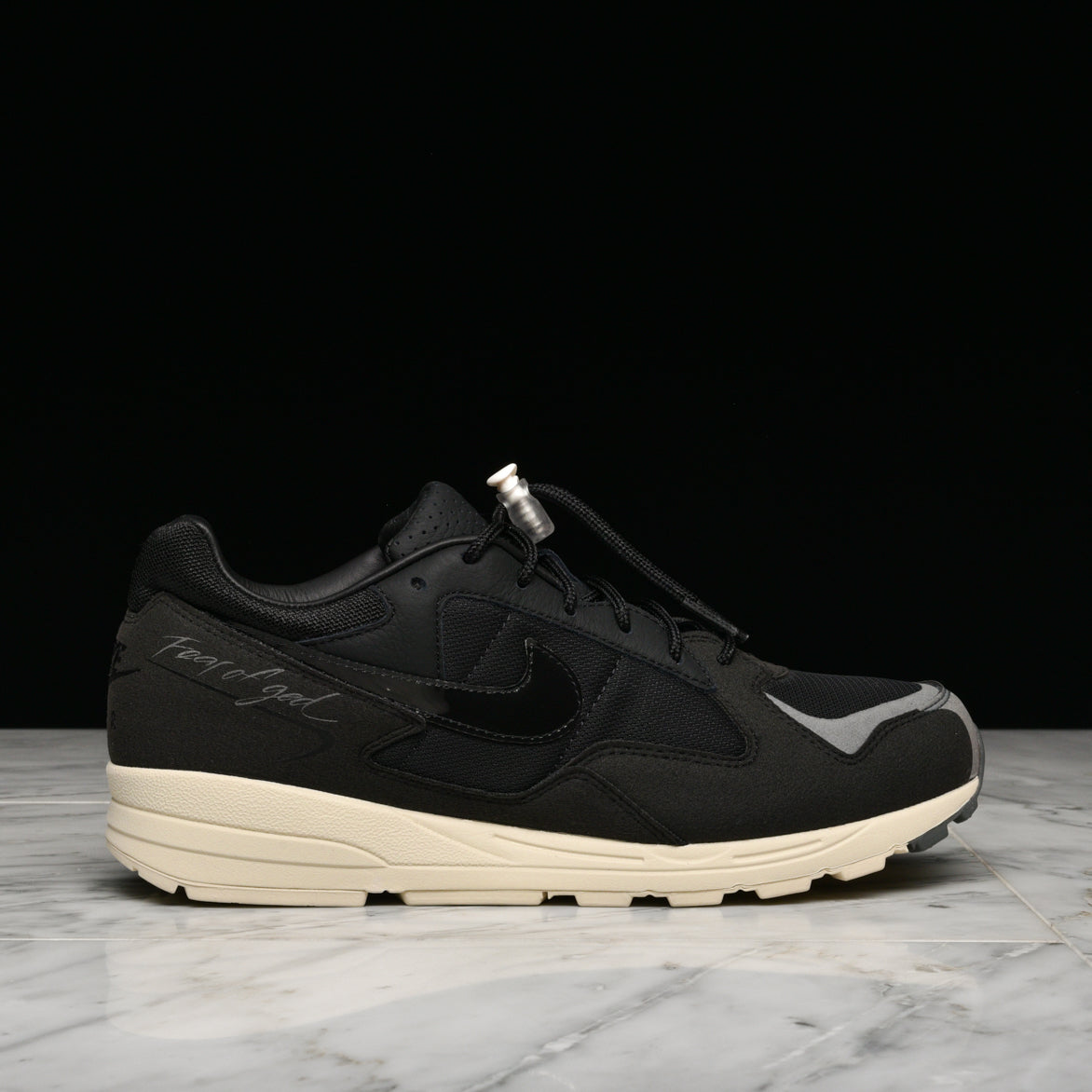 reputable site 1ac73 2085c FEAR OF GOD X NIKE AIR SKYLON II - BLACK   lapstoneandhammer.com