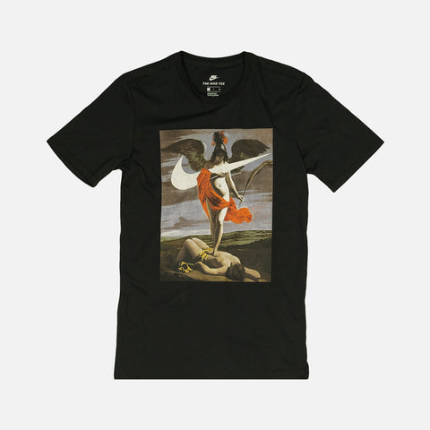 NSW ANGEL TEE - BLACK