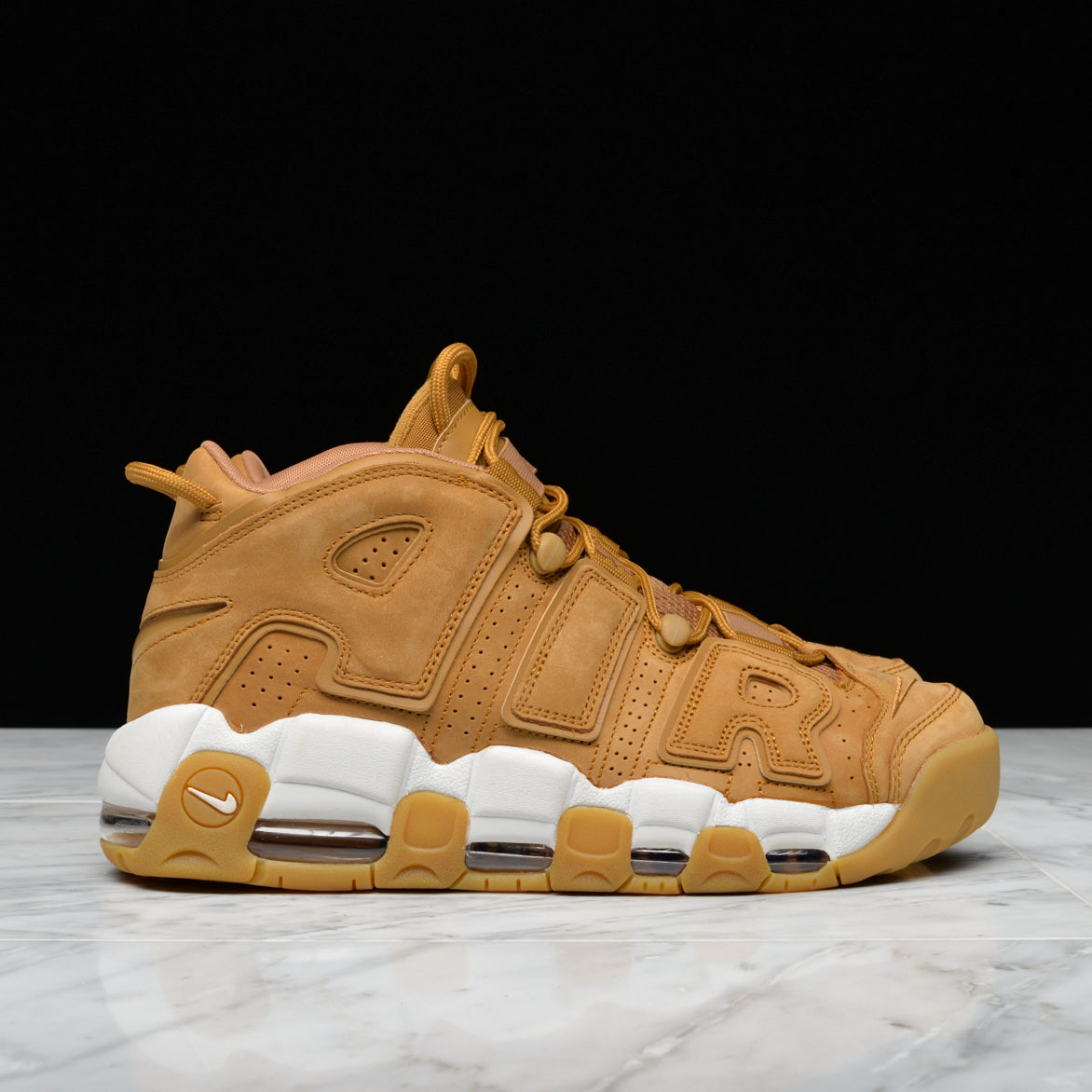 "AIR MORE UPTEMPO '96 PRM ""FLAX"""
