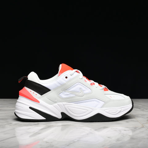 WMNS NIKE M2K TEKNO - GHOST AQUA / FLASH CRIMSON