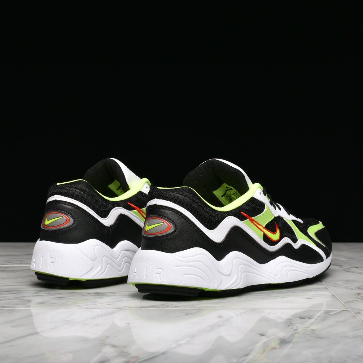 "AIR ZOOM ALPHA ""BLACK / VOLT"""