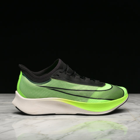 ZOOM FLY 3 - ELECTRIC GREEN / BLACK