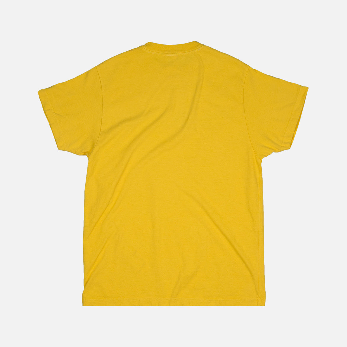 QUARTER MILE TEE - MIMOSA YELLOW