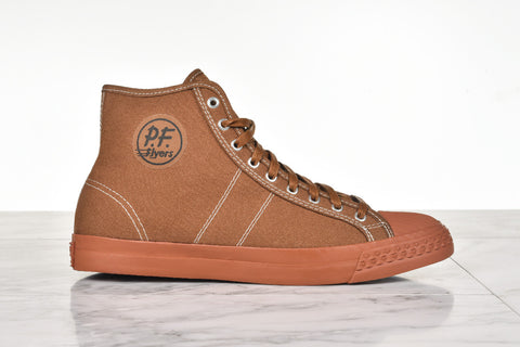 PF FLYERS x THE BKC RAMBLER - BROWN