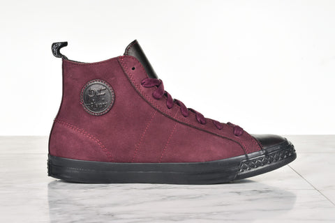 PF FLYERS x TODD SNYDER RAMBLER - BLACK CHERRY