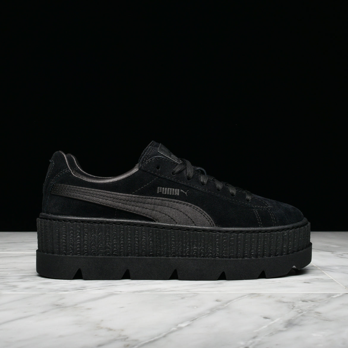 newest e3107 7cc25 PUMA x FENTY BY RIHANNA CLEATED CREEPER (WMNS) - BLACK