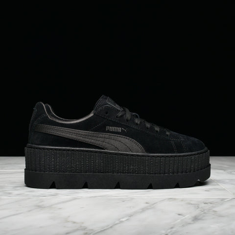 PUMA x FENTY BY RIHANNA CLEATED CREEPER (WMNS) - BLACK