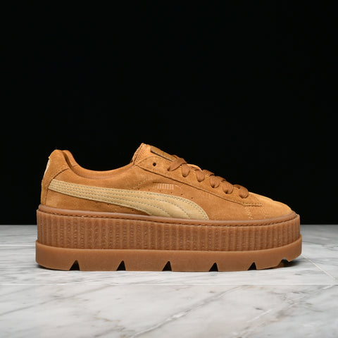 PUMA x FENTY BY RIHANNA CLEATED CREEPER (WMNS) - GOLDEN BROWN