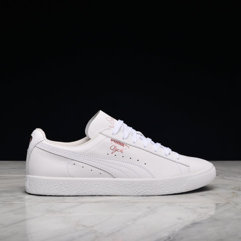 "EMORY JONES X PUMA CLYDE ""BET ON YOURSELF"" - WHITE"