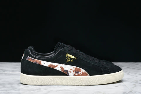 "PACKER x PUMA CLYDE ""BLACK COW"""