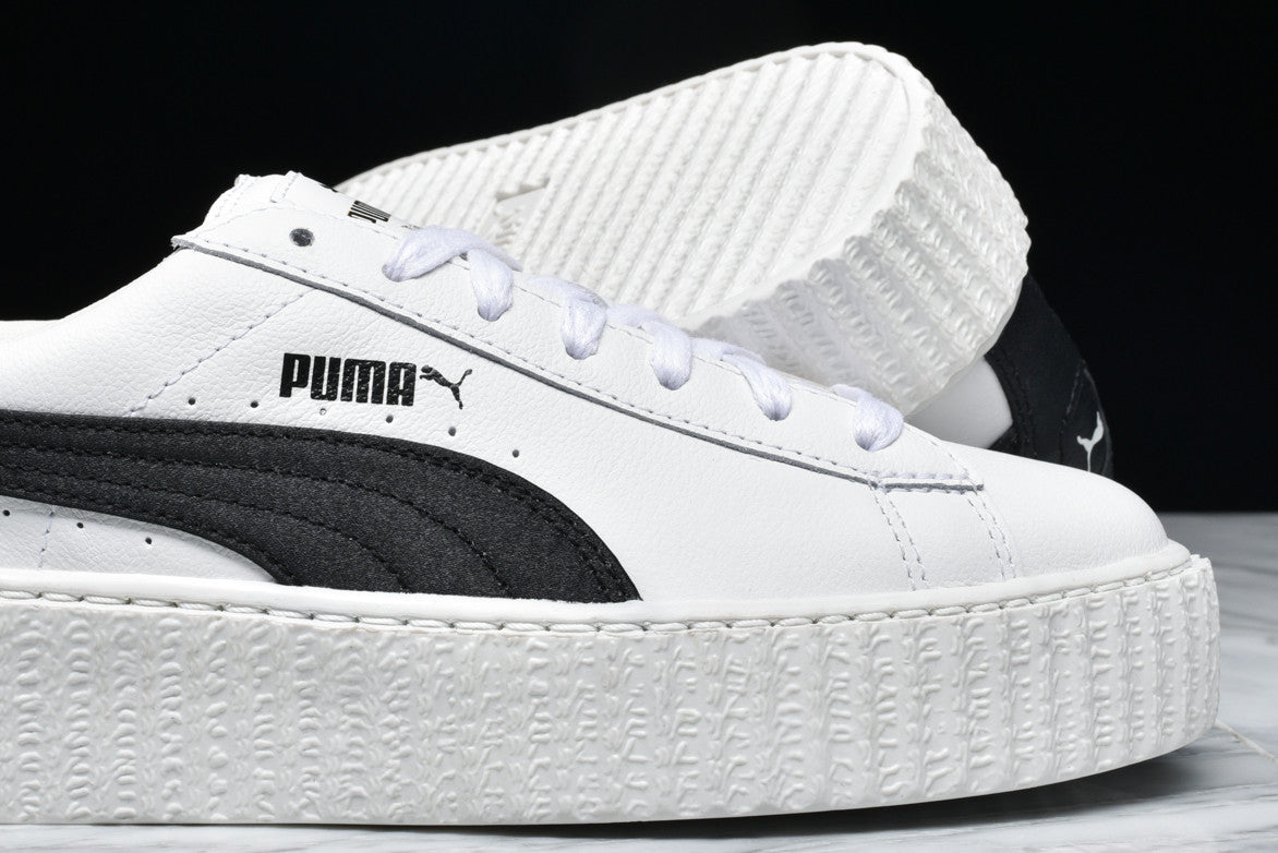 PUMA x FENTY BY RIHANNA CREEPER (WMNS) - WHITE & BLACK
