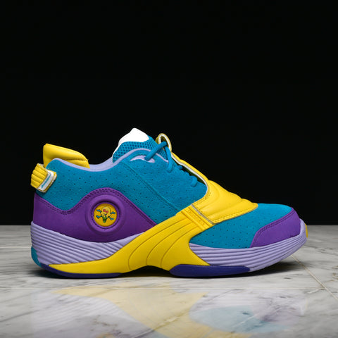 BBC ICE CREAM X REEBOK ANSWER V - MALIBU BLUE / REGAL PURPLE