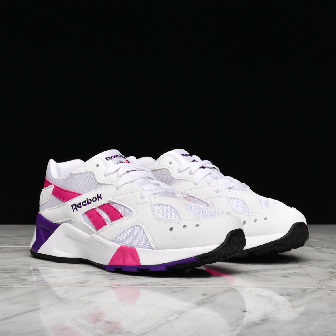 AZTREK - WHITE / ROSE / PURPLE