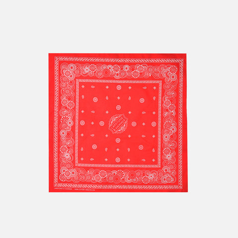 LAPSTONE STACK DECO BANDANA - RED
