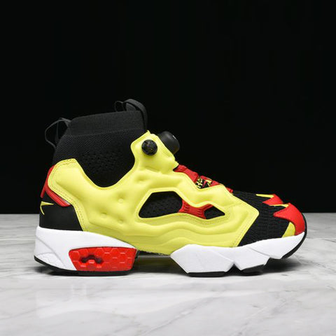 INSTAPUMP FURY OG ULTK - BLACK / HYPER GREEN / RED