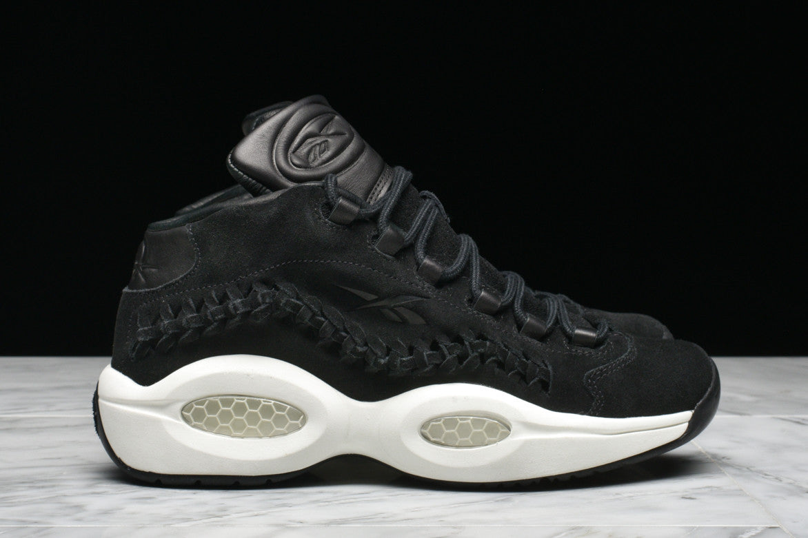 "HALL OF FAME x REEBOK QUESTION MID ""BLACK BRAID"""