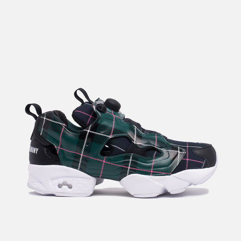 "OPENING CEREMONY X REEBOK INSTAPUMP FURY OG ""GREEN PLAID"""