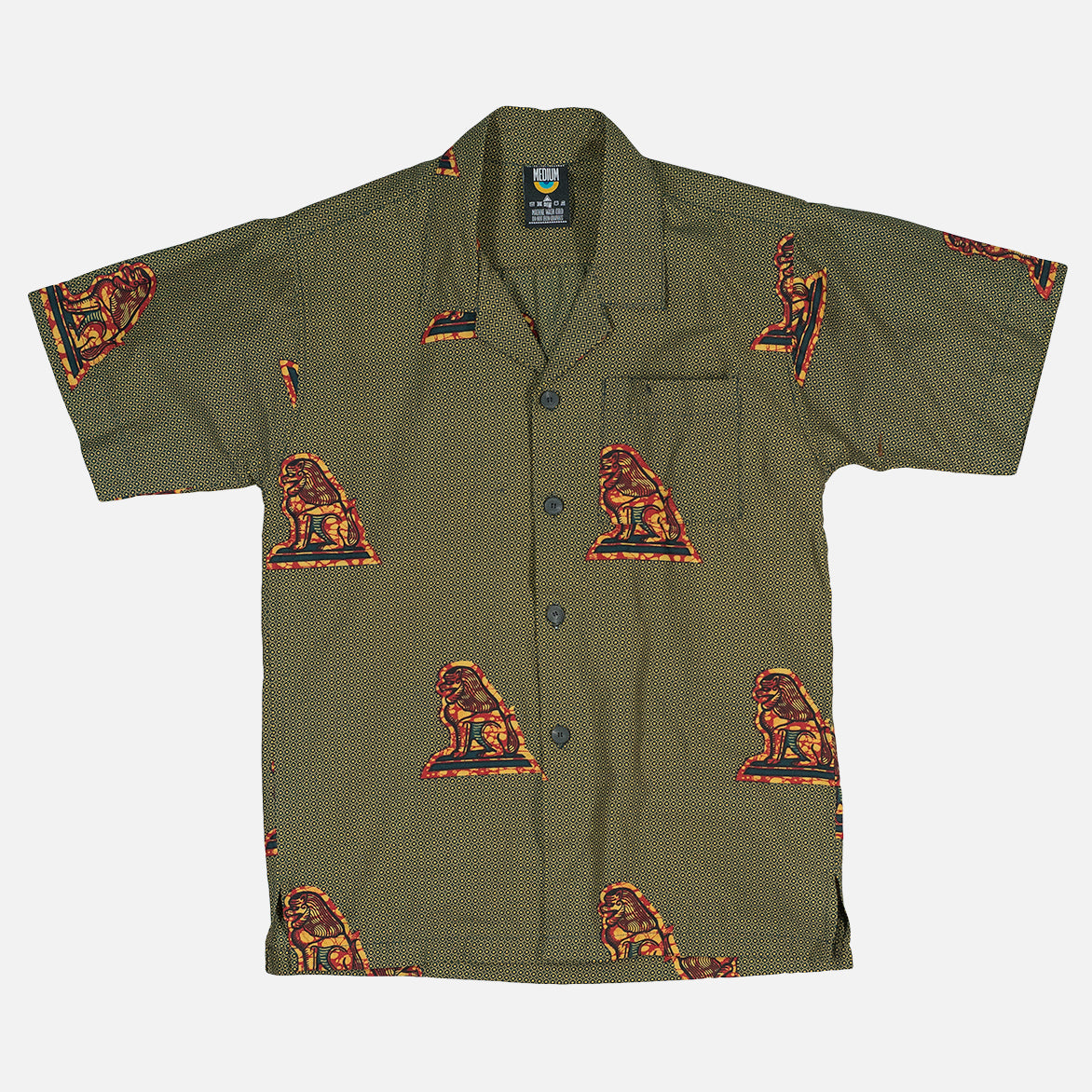 SPHINX SHORT SLEEVE DRESS SHIRT