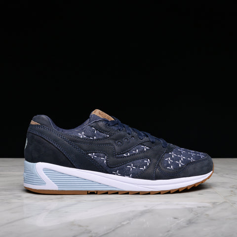 "UP THERE x SAUCONY GRID 8000 CL ""SASHIKO"""