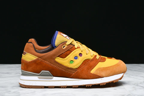 "FEATURE X SAUCONY COURAGEOUS ""BELGIAN WAFFLE"""