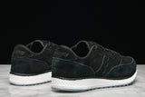 FREEDOM RUNNER - BLACK SUEDE