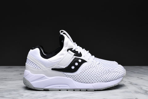 "GRID 9000 ""MICRO DOT PACK"" - WHITE"