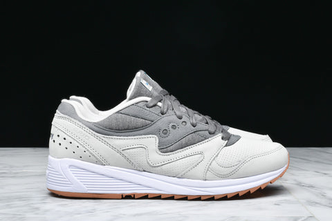 GRID 8000 - LIGHT GREY / DARK GREY