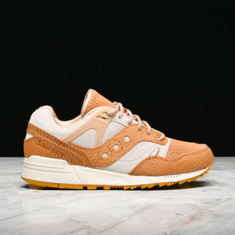 "GRId SD HT ""WOODBURN"" - TAN / GREY"