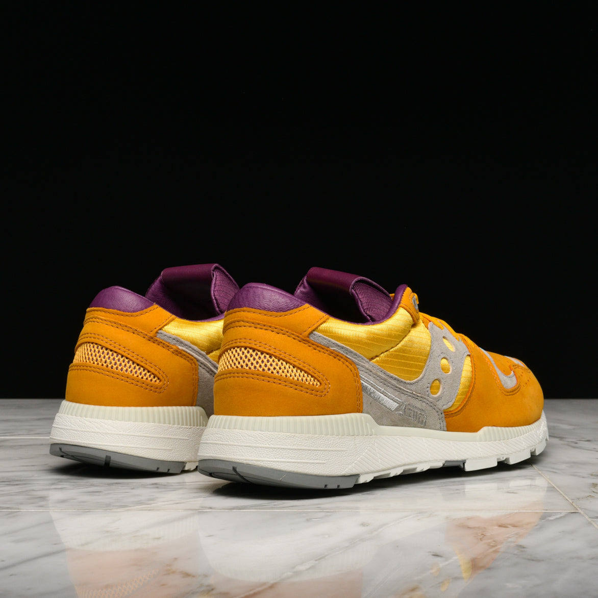 AZURA WEATHERED LUXURY - YELLOW / PURPLE