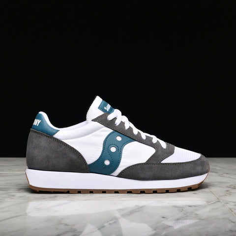 JAZZ ORIGINAL VINTAGE - GREY / WHITE / TEAL