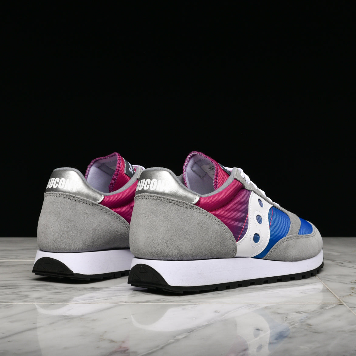 JAZZ ORIGINAL VINTAGE - GREY / BLUE / PINK