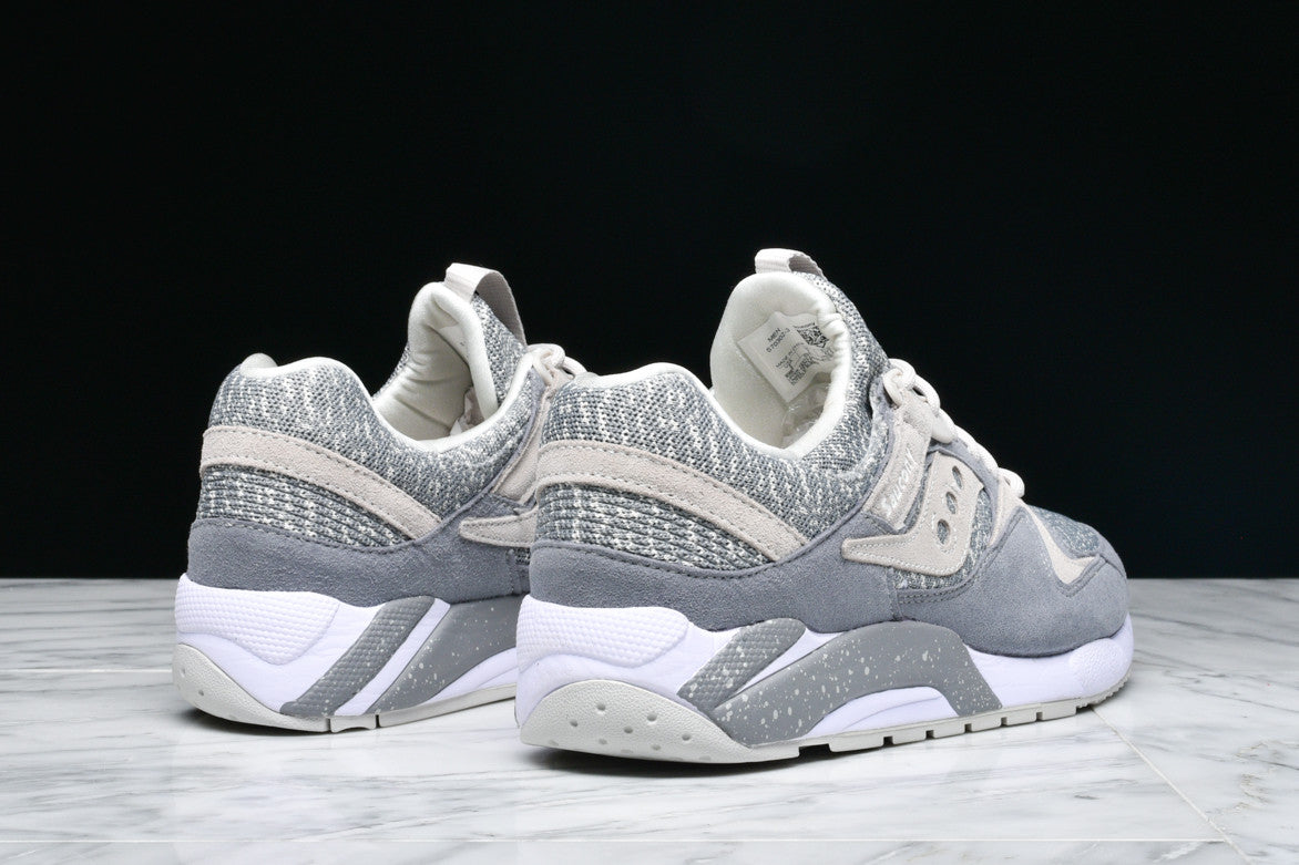 "GRID 9000 ""KNIT PACK"" - GREY"