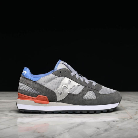 WMNS SHADOW ORIGINAL - DARK GREY / BABY BLUE