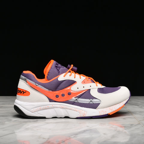 AYA - WHITE / PURPLE / ORANGE