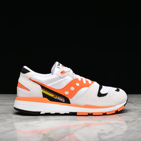 AZURA - WHITE / ORANGE / BLACK
