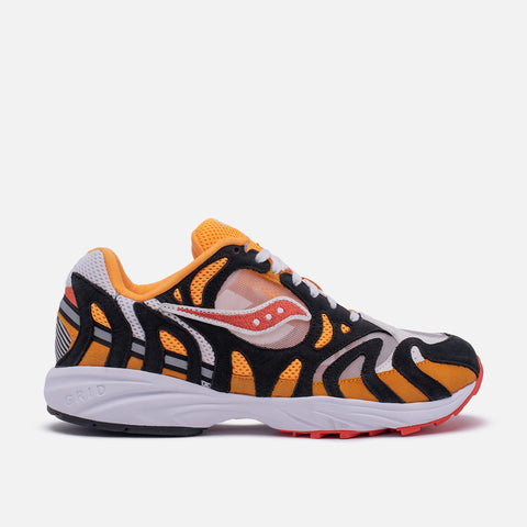 GRID AZURA 2000 - WHITE / ORANGE / BLACK