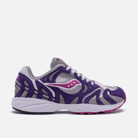 GRID AZURA 2000 - WHITE / PURPLE / GREY