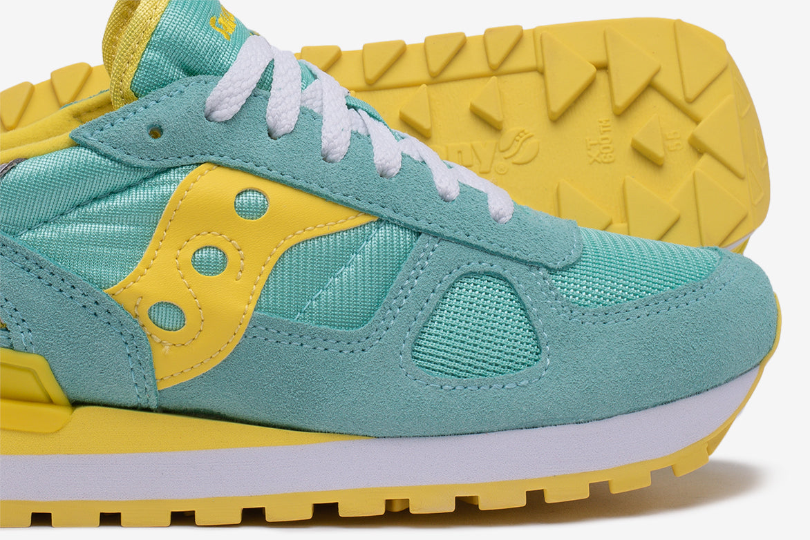WMNS SHADOW ORIGINAL - BLUE / YELLOW