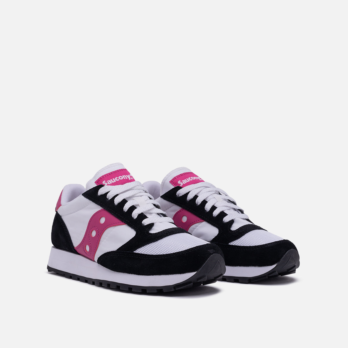 WMNS JAZZ ORIGINAL VINTAGE - BLACK / WHITE / BERRY
