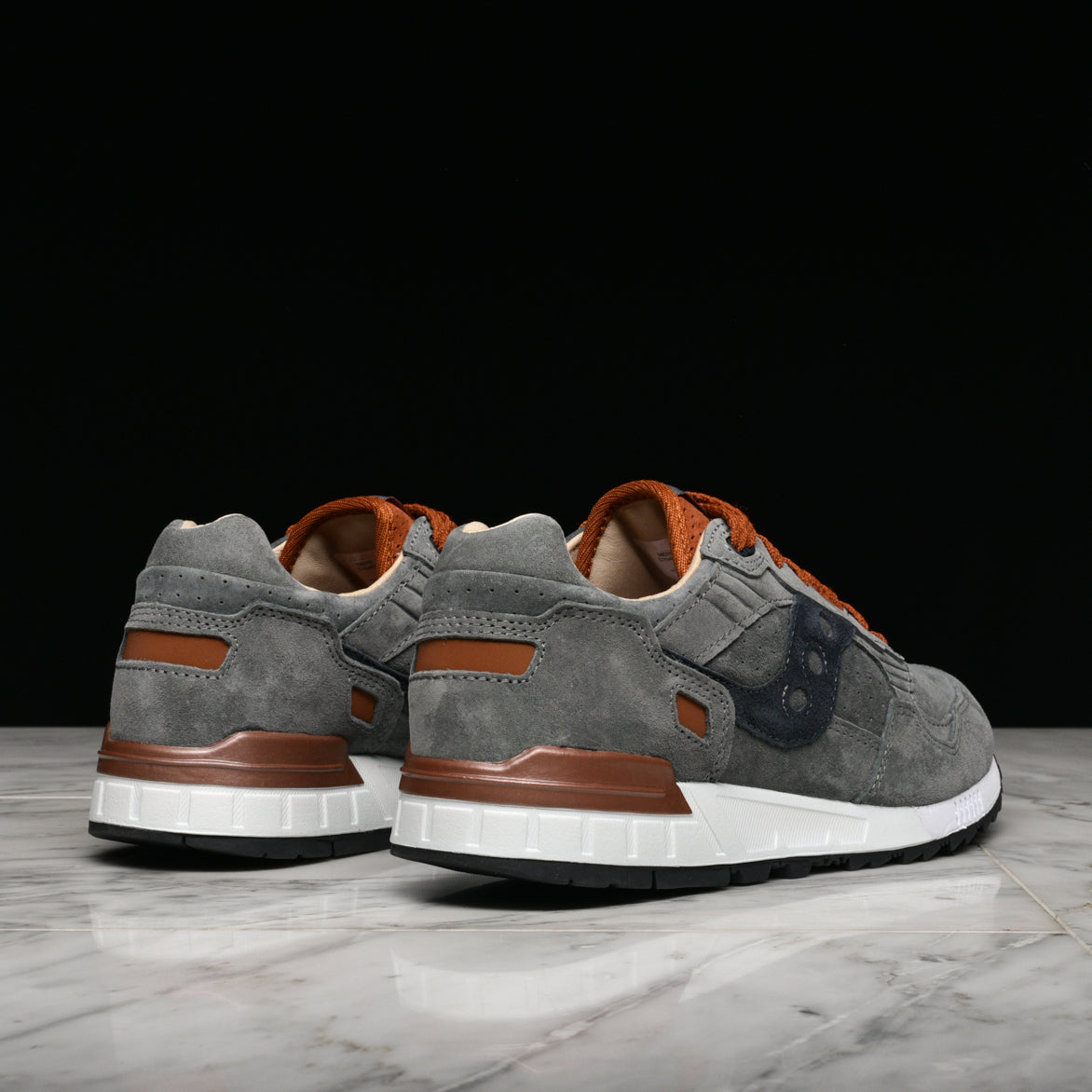 "SHADOW 5000 ""WEATHERED"" - STEEL / RUST"