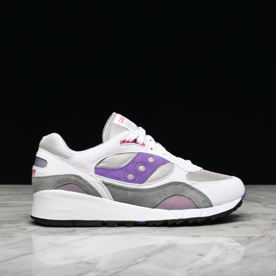 competitive price 12a69 90f80 SHADOW 6000 - WHITE / GREY / PURPLE