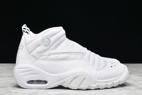 "AIR SHAKE NDESTRUKT ""TRIPLE WHITE"""