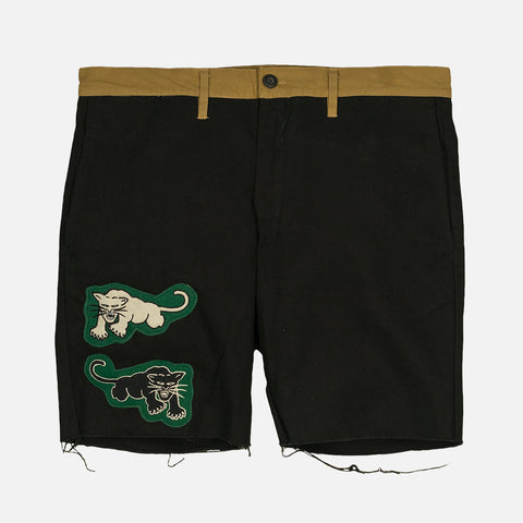 "LH ""UNITE"" PANTHER SHORT - BLACK"