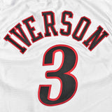 ALLEN IVERSON 2001 ALL STAR GAME AUTHENTIC JERSEY (INTERNATIONAL ORDERS ONLY)