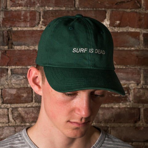 ASLEEP HAT - FOREST GREEN