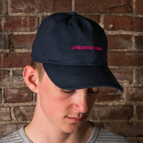 STRANGER WAVES HAT - NAVY